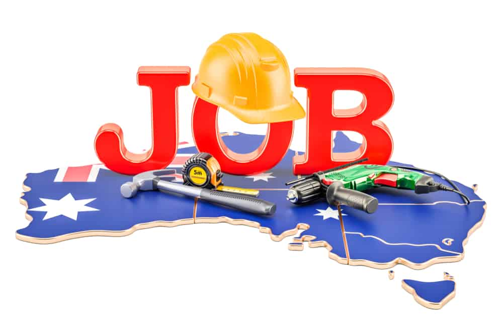 Job opportunities in Australia